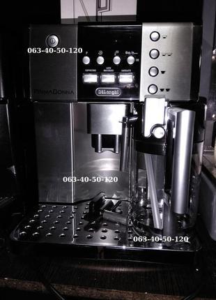Кофемашина, кофеварка Delonghi Prima Donna 6600