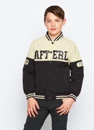 Подростковая куртка-ветровка glo-story в наличии 140-146