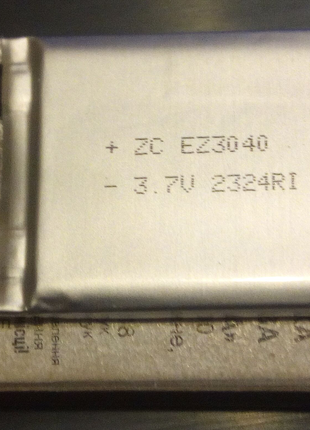 Аккумулятор Li-po li-ion E23040 2324R1 40*30*8