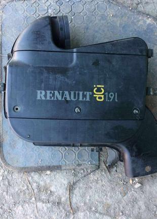 Б/у корпус воздушного фильтра 1.9dci, 7700114532, Renault Megane