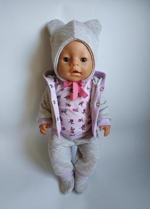 Одежда для кукол Baby Born(Беби Бон) 43 см