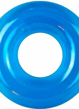 Круг надувной Intex Неон синий, от 8 лет (59260)