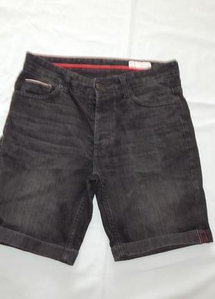 Denim co шорты джинсовые мужские стильные модные р30 s