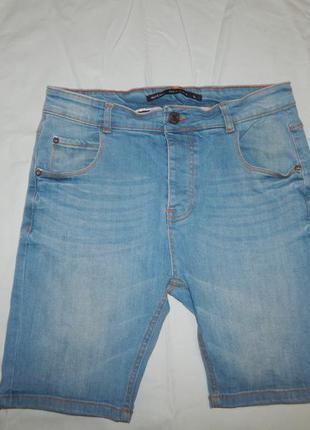 Brave soul шорты джинсовые мужские модные рl denim studio