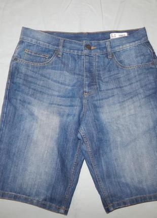 Denim co шорты джинсовые мужские модные рl р34 eur 44 regular