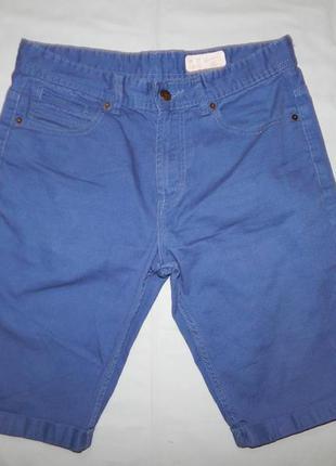 Denim co шорты джинсовые мужские модные р32 рм
