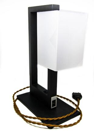 Настольная лампа U-01 с зарядкой USB 2 в 1
