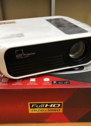 Мультимедийный проектор T8 WiFi, Full HD UTM