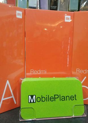Xiaomi Redmi 6a/7/7a 2/16 Black/Blue/Gold EU гар.365дней!
