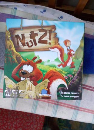 Настольная игра Nutz