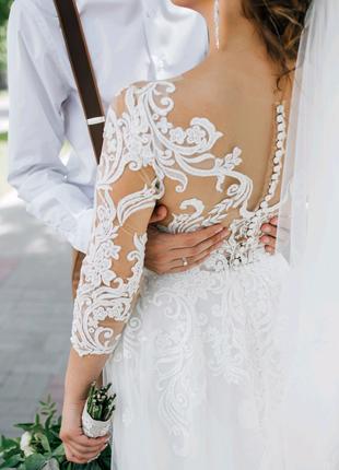 Свадебное платье. США.