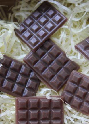 """Мыло ручной работы """"Шоколадки"""""""