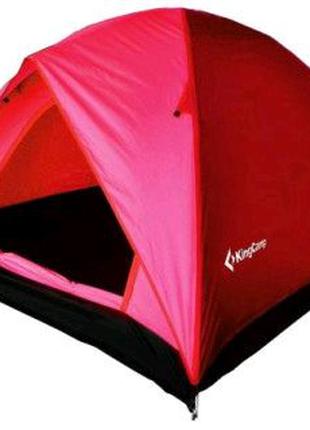 Палатка трехместная Family 3 King Camp KT-3073-BL