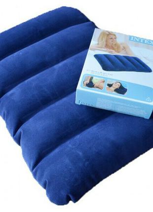 Подушка надувная Intex 68672 28х43х9см