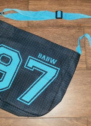Стильная спортивная сумка , ф babw