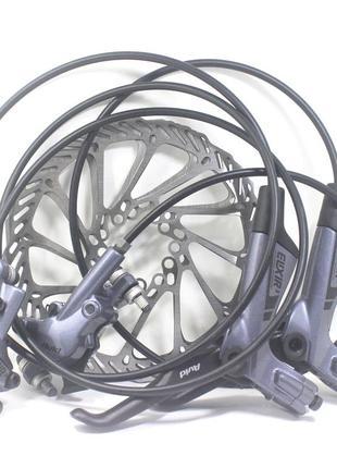 Sram AVID ELIXIR 3 велосипедные гидравлические тормоза с роторами