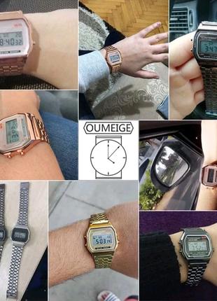 Часы наручные, часы электронные