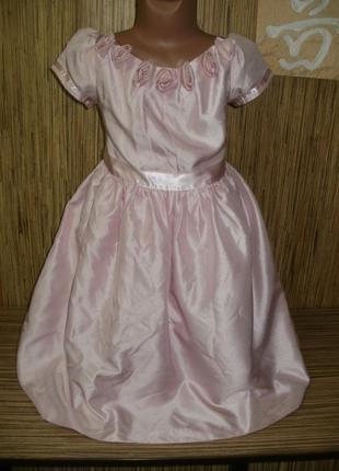 Платье нарядное 7-8 лет ladybird