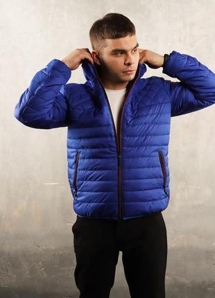 Крутая мужская демисезонная куртка