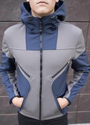 Крутая мужская весенняя куртка