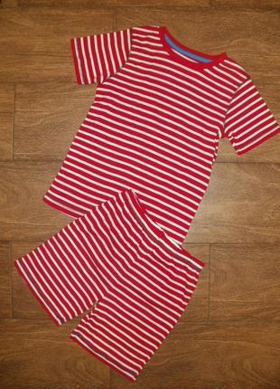 Пижама для мальчика 9-10 лет