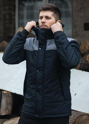 Стильная мужская весенняя куртка