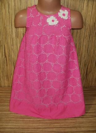 Платье летнее на 5-6 лет