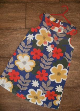 Платье сарафан на 5-6 лет
