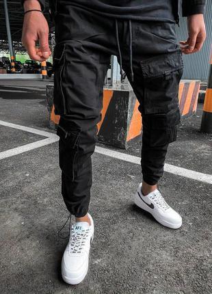 Крутые мужские джинсы с передними карманами