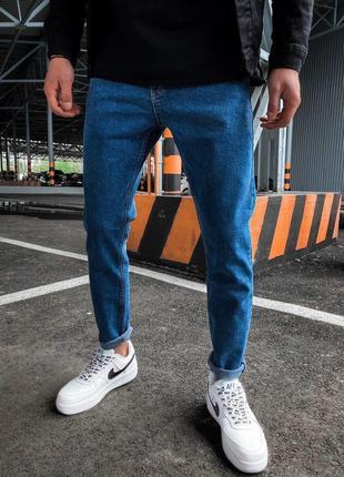 Крутые мужские классические джинсы