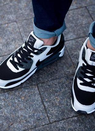 Крутые мужские кроссовки nike air max 90 essential