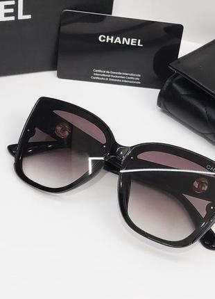 Женские очки солнцезащитные линза градиент