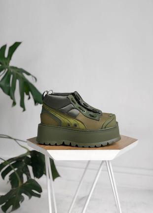 Ботинки женские rihanna boots