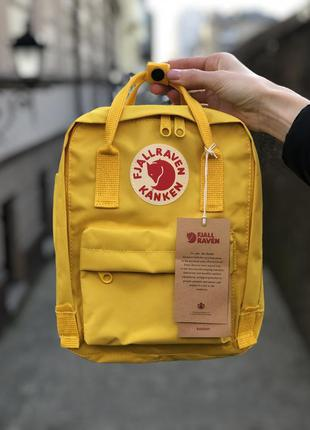 Рюкзак fjallraven kanken mini