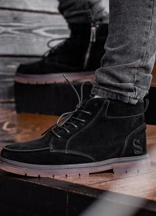 Ликарные стильные мужские ботинки