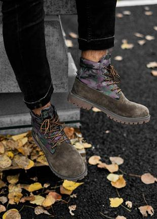 🔥🔥распродажа, крутые мужские ботинки тимберленд