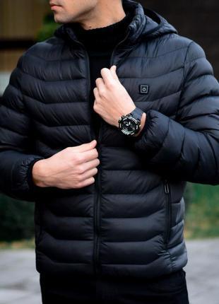 🔥🔥крутая куртка с подогревом, новинка❣️