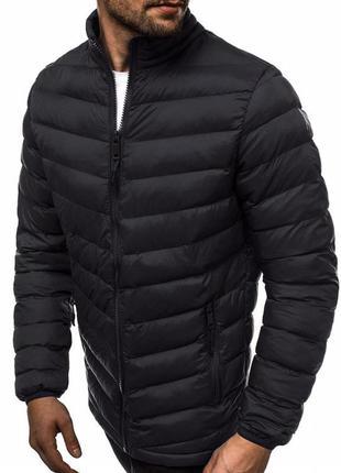 Стильная мужская куртка на весну осень