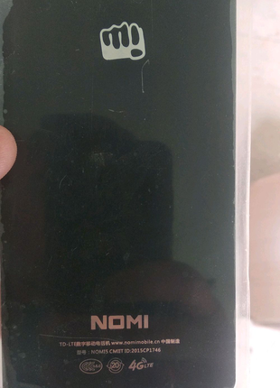 Стеклянная крышка на NOMi