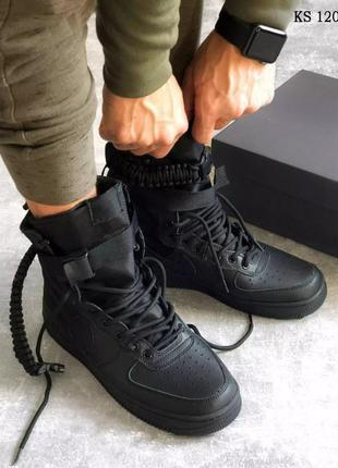 Паракорд! черевики nike sf air force 1 ботинки кроссовки красовки