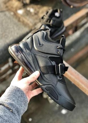 Кросівки nike air max 270 force кроссовки мужские красовки