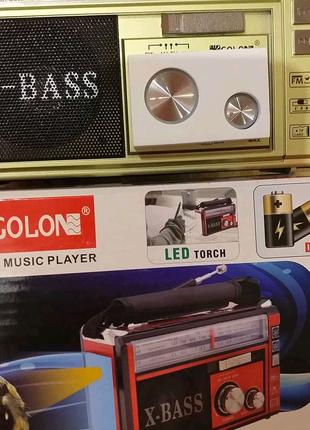 Радіоприймач usb/TF music player