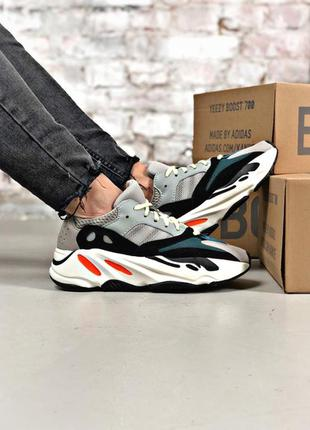 Кроссовки adidas kanye west  yeezy boost 700 кросівки
