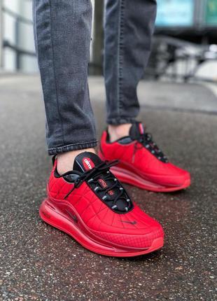 Кросівки nike air max 720-98 red кроссовки
