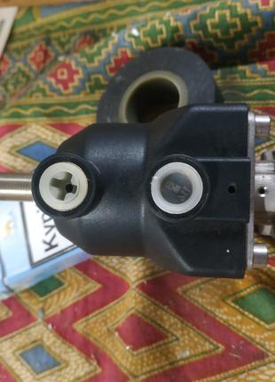 Мембранный клапан / с пневматическим управлением SED