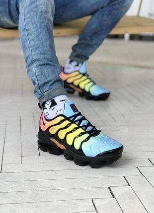 Кросівки nike vapormax plus кроссовки