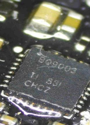 Bq9003 (bq40z307) (прошивка, разблокировка)