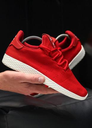Кросівки adidas x pharrell williams tennis hu primeknit  кросс...