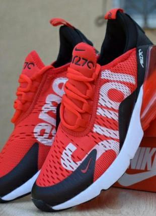 Кросівки nike air max 270 supreme кроссовки