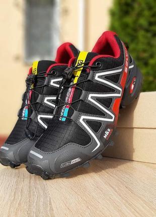 Кросівки salomon speedcross 3 кроссовки